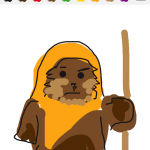 DrawSomethingEwok