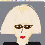 DrawSomethingLadyGaga