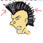 DrawSomethingMohawk