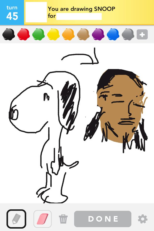 Machwerx blog archive drawsomethingsnoop for Something you can draw