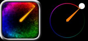 Selector icon progression.